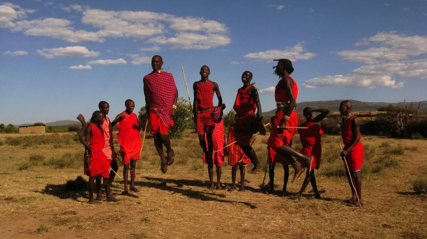 best places to travel in september kenya