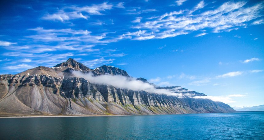 best places to travel in april svalbard