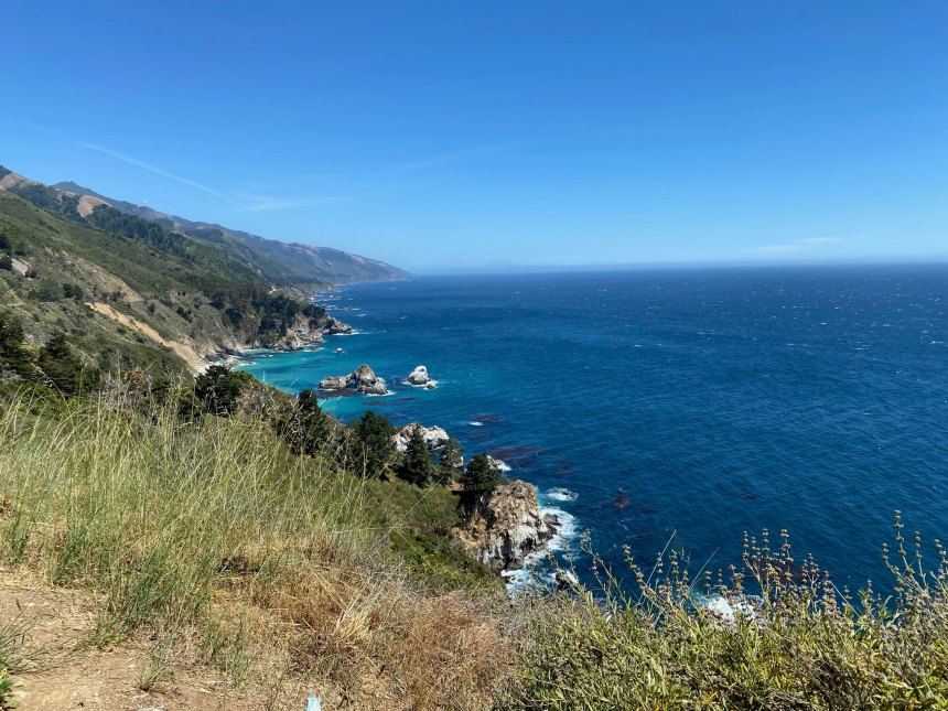 road trip during the pandemic big sur