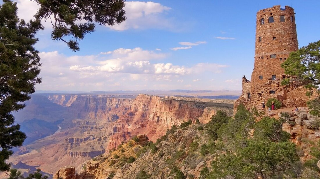 best time to visit the grand canyon