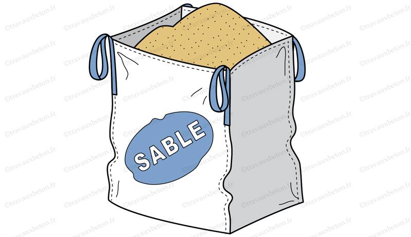 Connaitre Le Prix Et Le Poids D Un Big Bag De Sable Travaux Beton