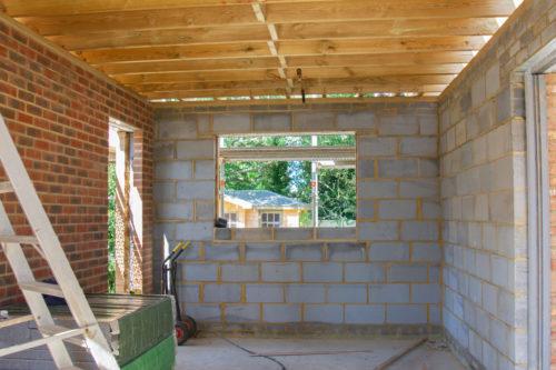 prix construction de garage 20 m en parpaings travaux beton