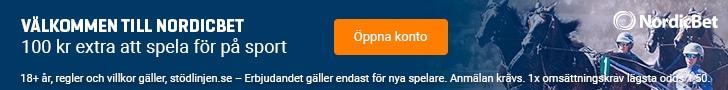 Nordicbet trav