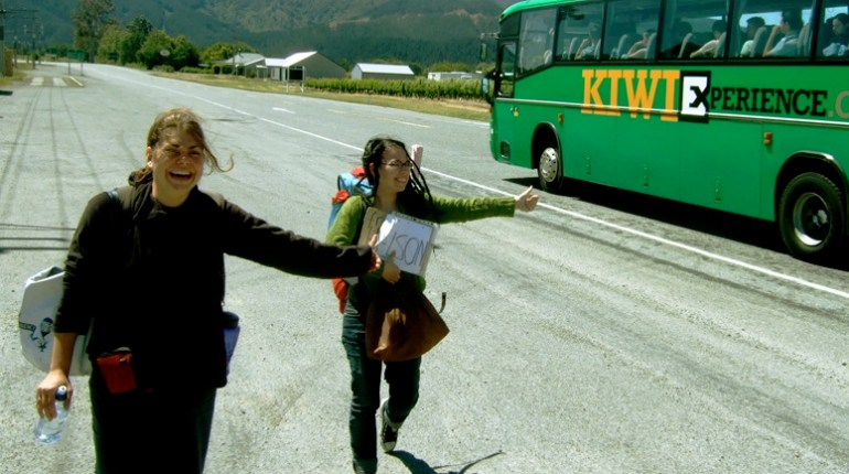 Hitchhiking Guide