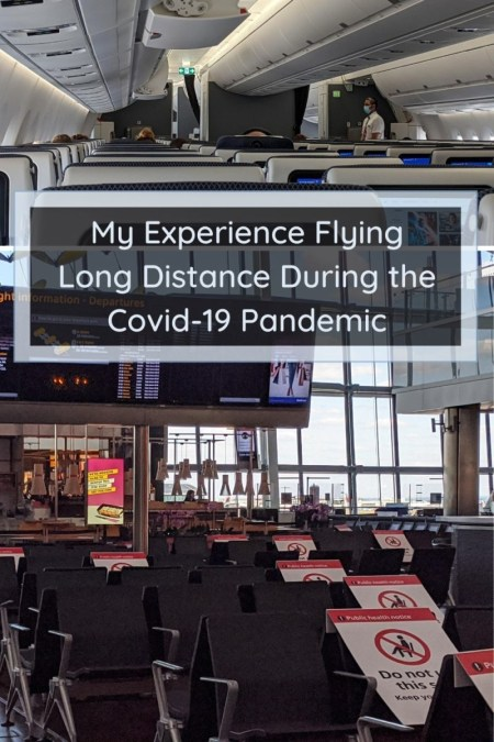 My Experience Flying During