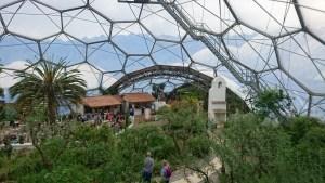 Eden Project's Medieterrean Biome