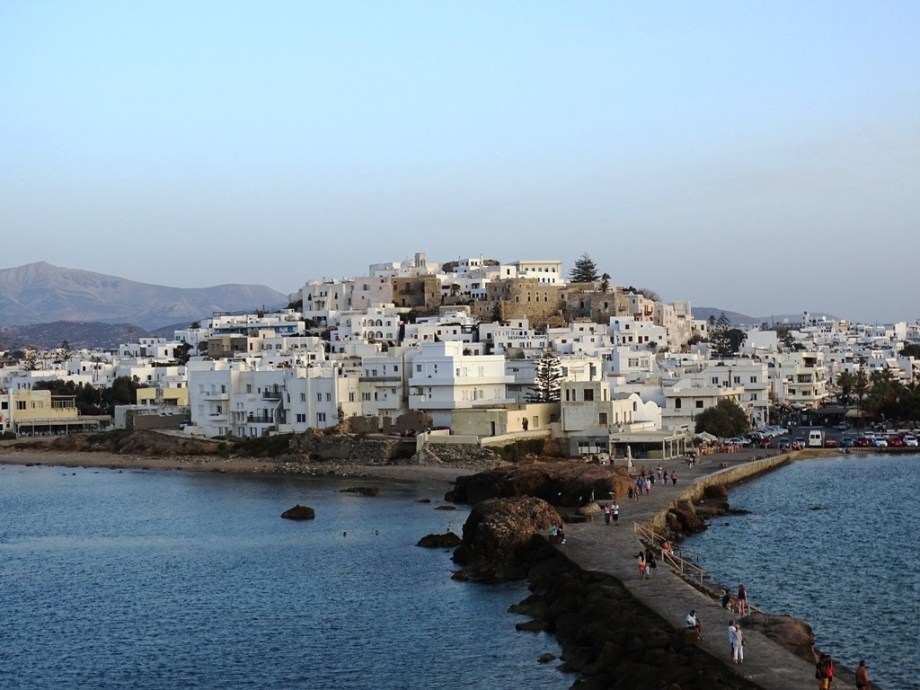 Naxos, courtsey of TravelPassionate