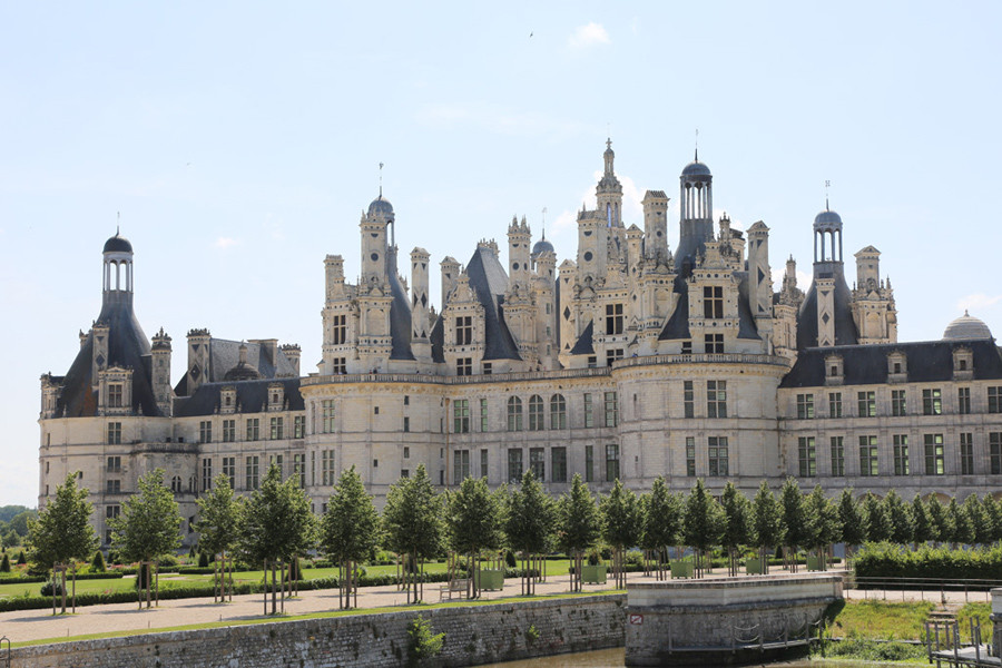 Château de Chambord, courtesy of French Bucket List