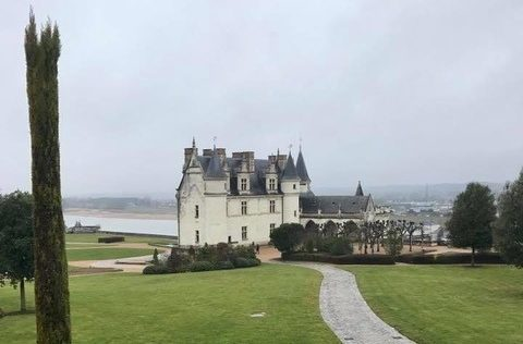 Chateau D'Amboise, courtesy of Jori