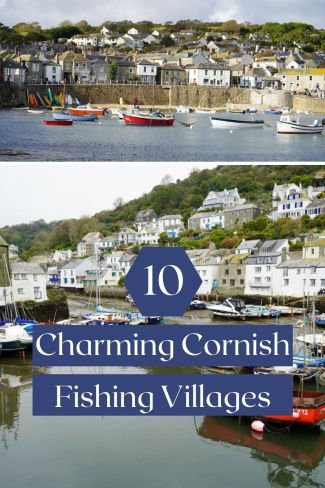 Pin for Charming Cornish Fishing Villages