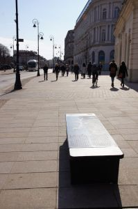 Chopin Bench