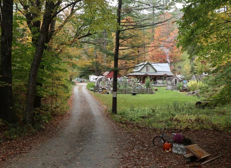 Jamaica Vermont, courtesy of PlanetHopperGirl