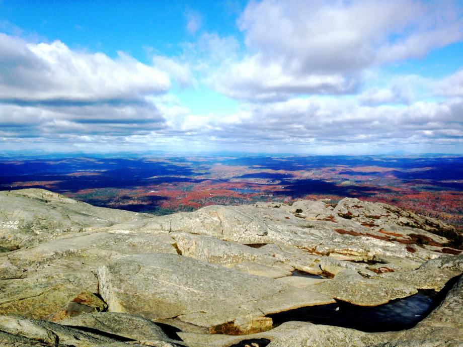 Mount Monadnock, Photo by Tom Henell on Unsplash