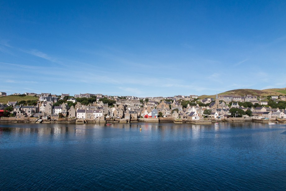 Stromness, courtesy of MeanderingWild