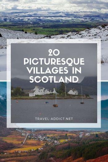 Picturesque Villages in Scotland