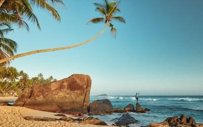 Tipy: Nejlepší pláže na Srí Lance