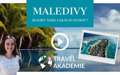 Video: Maledivy – resort nebo lokální ostrov?
