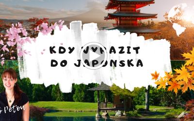 Video: Počasí v Japonsku –kdy je nejlepší tam vycestovat?