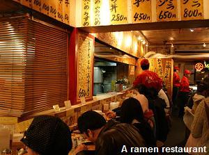 Restaurants in Japan  Lets travel around Japan