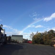 Double Rainbows & Feeling Anti-Social About Social Media