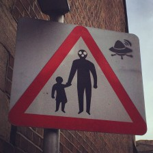 Warning: Alien Abductions!