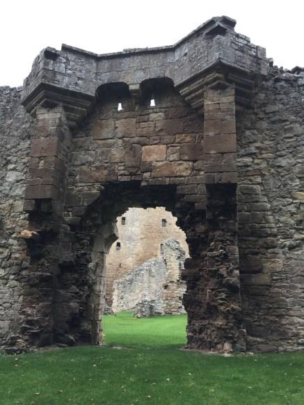 Elgin Castle