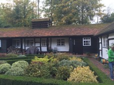 Our lovely cottage in Woking, England