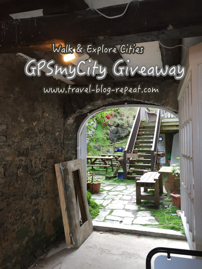 GPSmyCity Giveaway photo