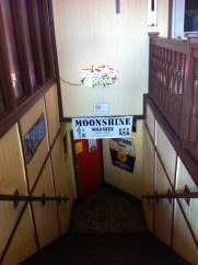 Hidden bar in Wilmington, NC