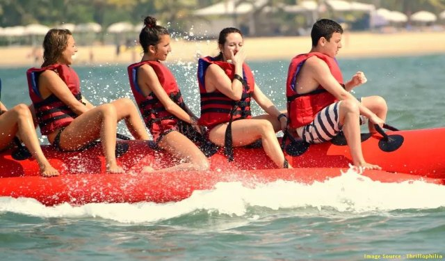 water sports in India