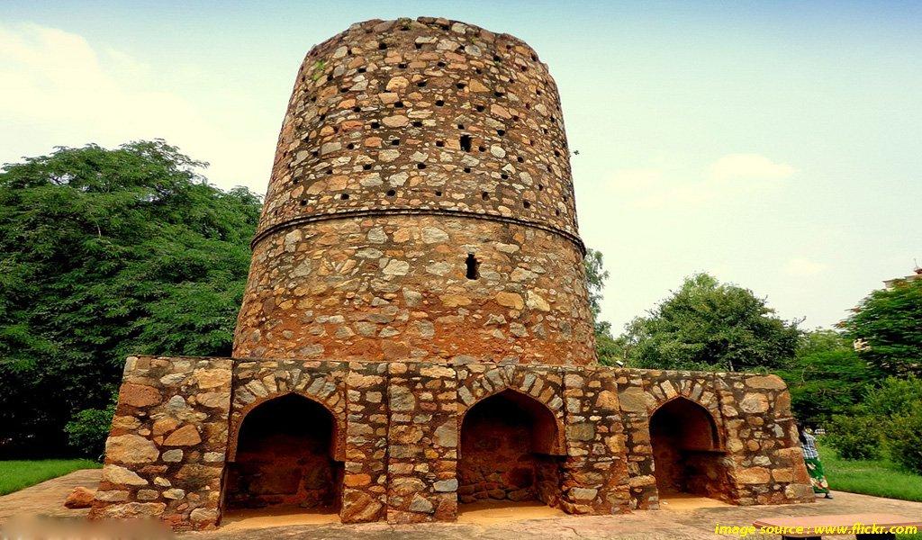 Lesser Known Monuments Of Delhi  Waytoindiacom