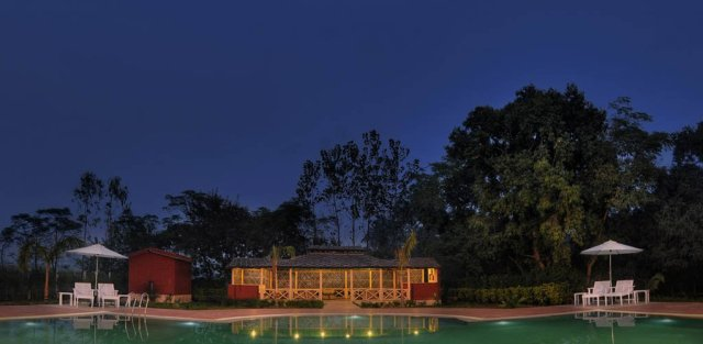 Weekend Resorts Near Delhi : Baghaan Orchard Retreat