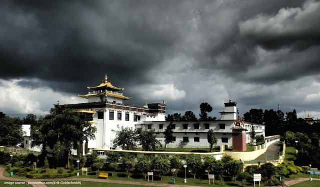Monasteries In India : Mindrolling Monastery