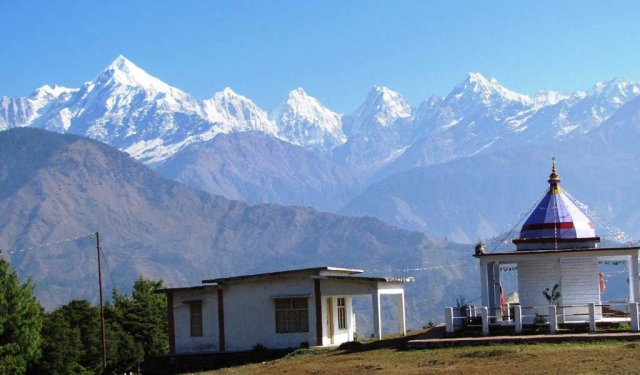 Top 10 Hill Stations In North India : Munsyari