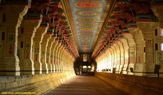 Ramanathaswamy Temple : Most Famous Temples of South India