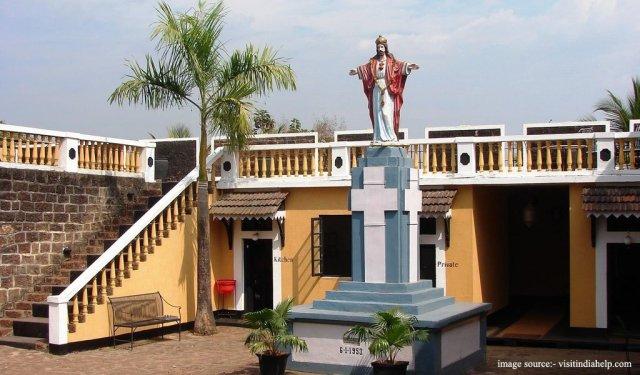 Terekhol Fort Goa