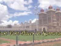 Must Visit Places In Karnataka