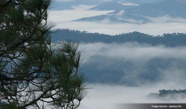 Tourist Places Near Shimla : Kasauli