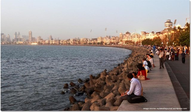 Nariman Point : Tourist Places In Mumbai