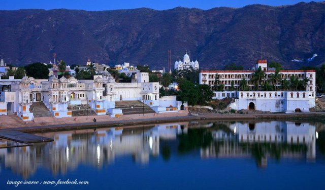 Pushkar : best places to visit in november in india
