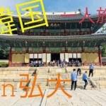 【韓国】初めての1人海外旅行【弘大】【昌徳宮】VLOG