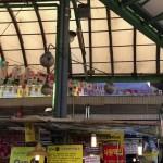 【韓国旅行】広蔵市場で屋台グルメ食べてみた。