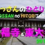 興福寺と東大寺を巡る(2018.11.3)おっさんのひとり旅