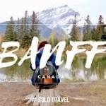18歳 女 カナダ ひとり旅 / Traveling Alone At 18 in Banff,Canada;Canadian Rockies | 2018