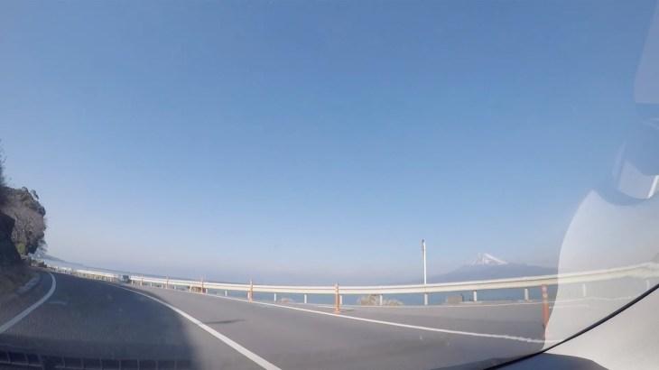 「西伊豆」グルメ珍道中【Drive Appendix #1】伊豆のへそ〜タカアシガニまでの海沿い絶景富士山道中!