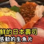 【日本食旅】壽司店新鮮生魚片 自由行北海道札幌旅行YA 201809