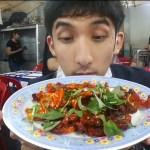 【ベトナム旅行記①】蛙食べてみた