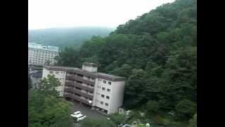 北海道旅行1日目 (1日目の宿泊先の部屋にて)