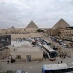 エジプトで有名なオススメの場所に行ってきた。スフィンクス像の前にある・・・【エジプト旅行記14】