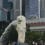 シンガポール旅行 マーライオンとチャイナタウンの激ウマ焼鳥
